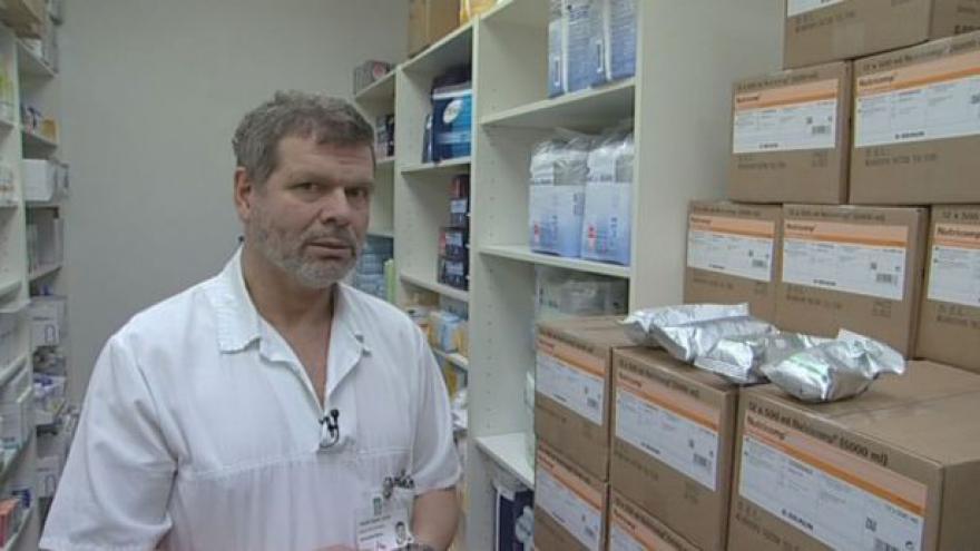 Video Vedoucí lékárny Vladimír Holub o odlehčené sádře