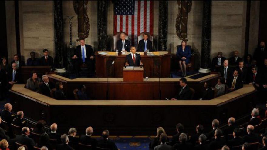 Video Obama v Kongresu