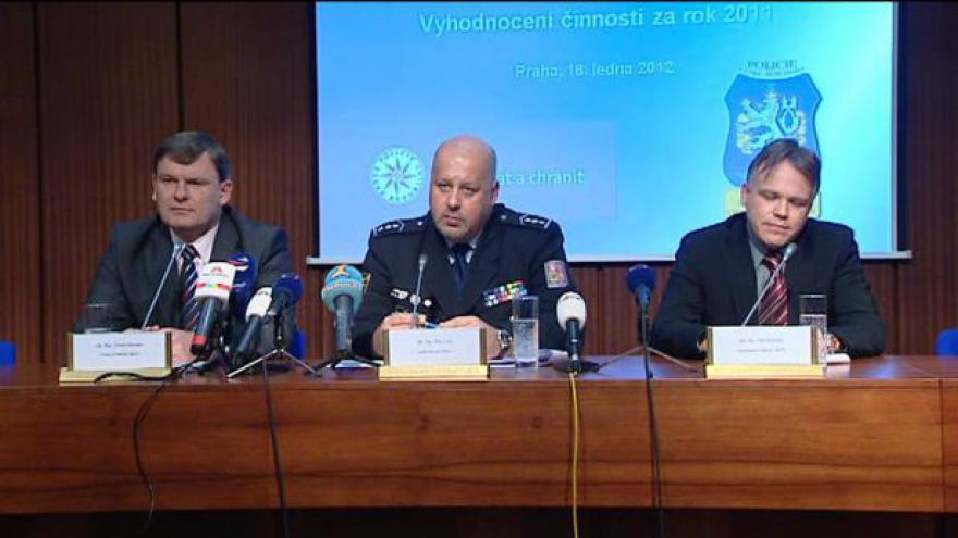 Video TK protikorupční policie