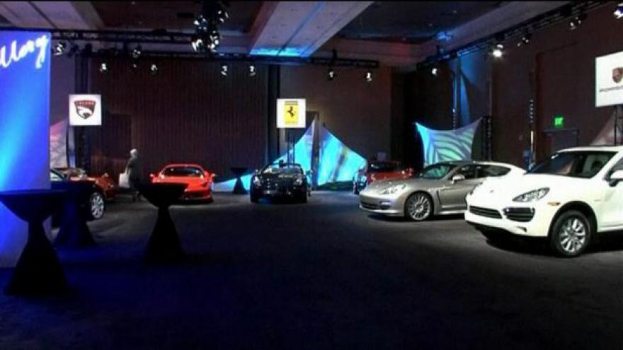 Video V Detroitu startuje prestižní autosalon