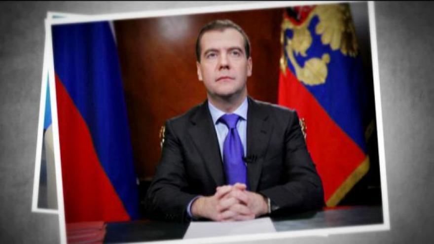 Video Medvěděvův plán na dnešek