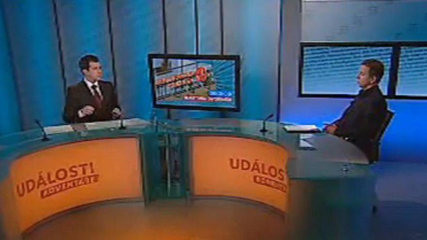 Video Martin Dvořák a Josef Nosek v Událostech, komentářích