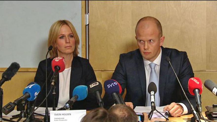 Video Breivik byl v době činu nepříčetný