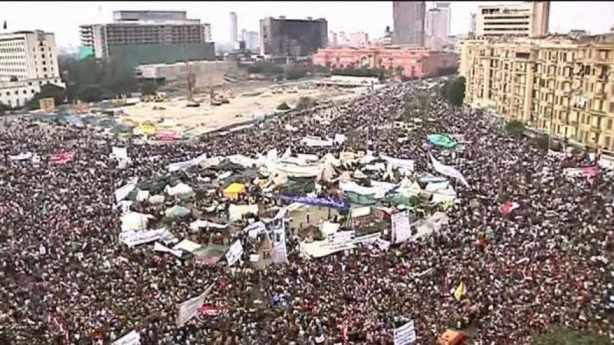 Video Odpolední události o situaci v Egyptě