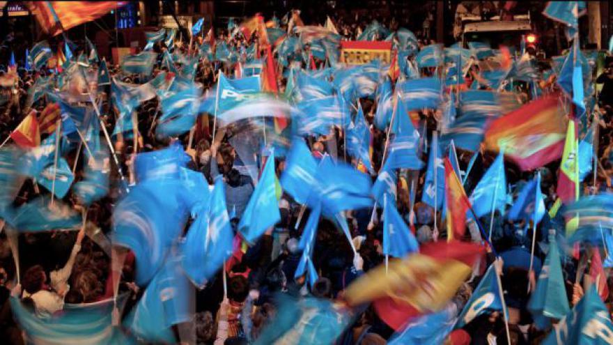 Video Španělské volby vyhráli konzervativci