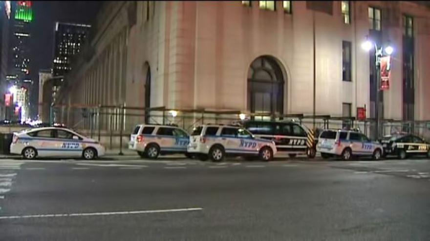 Video Newyorské úřady zabránily atentátu