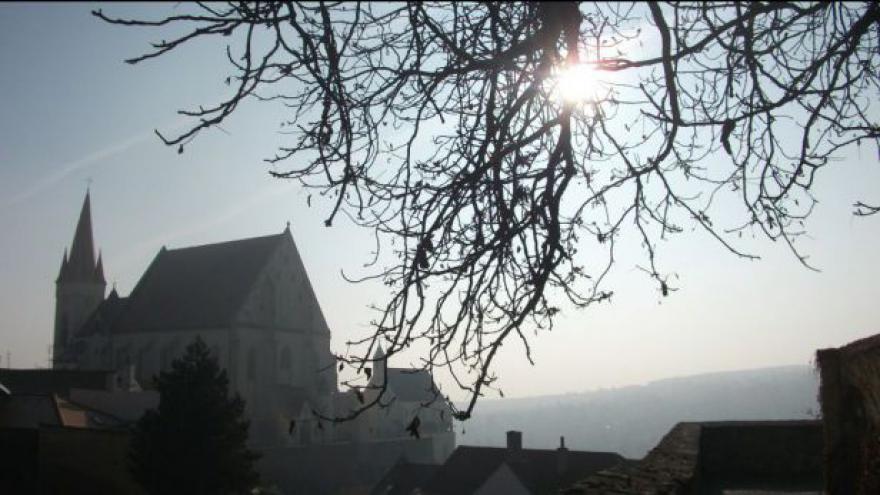 Video Smogová situace v Česku