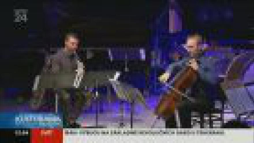 Video Miroslavem Srnkou o festivalu Contempuls