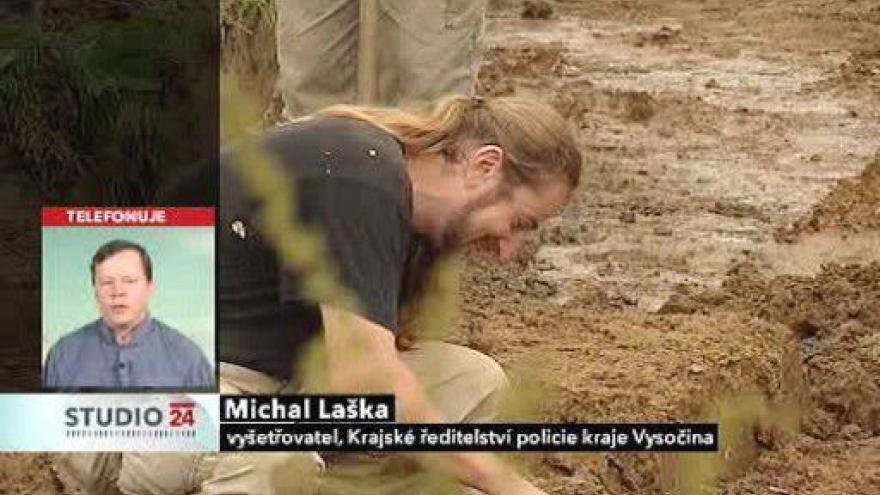 Video Rozhovor s vyšetřovatelem Michalem Laškou