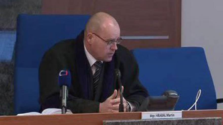 Video Soudce Martin Hrabal zdůvodňuje rozsudek