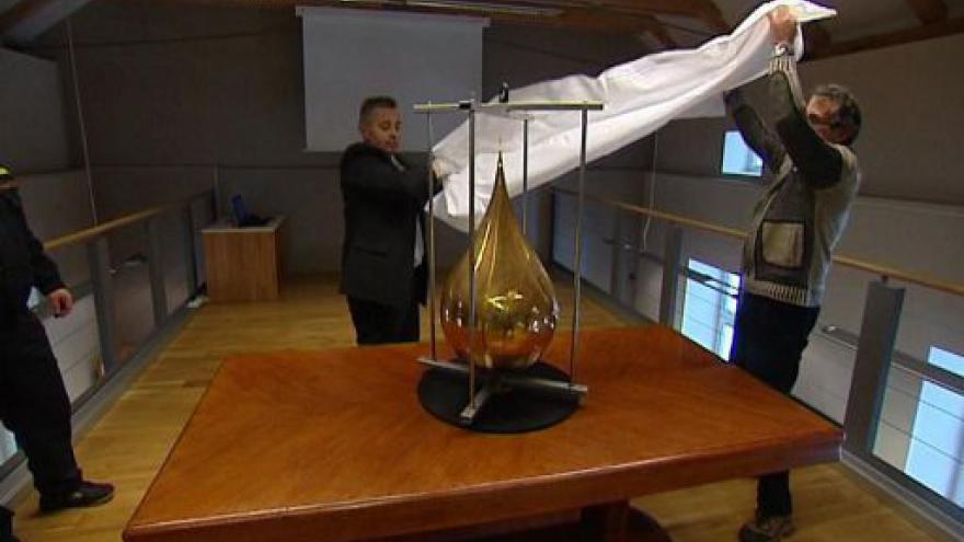 Video Reportáž o zlaté slze v Ostravě