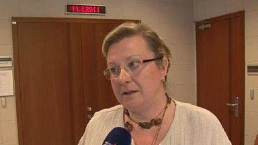 Video Soudní znalkyně Zuzana Bittnerová k případu špachtle zapomenuté v břiše pacientky