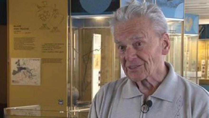 Video Archeolog Karel Valoch o nálezech na Stránské skále