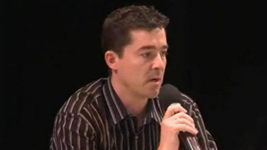 Video Miroslav Vala, majitel zničené továrny