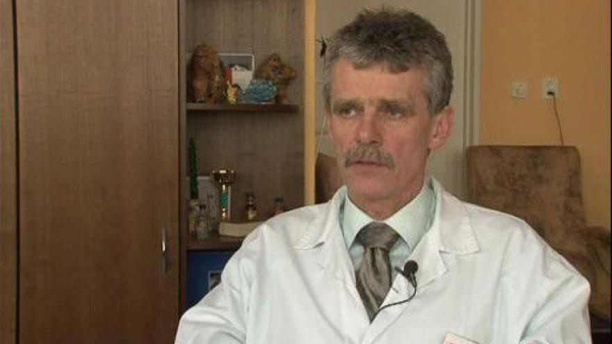 Video Rozhovor s Petrem Němcem, ředitelem kardiovaskulární a transplantační chirurgie