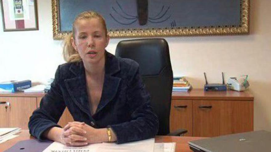 Video Dagmar Mavropoulu-Vangela, zástupkyně věřitelů