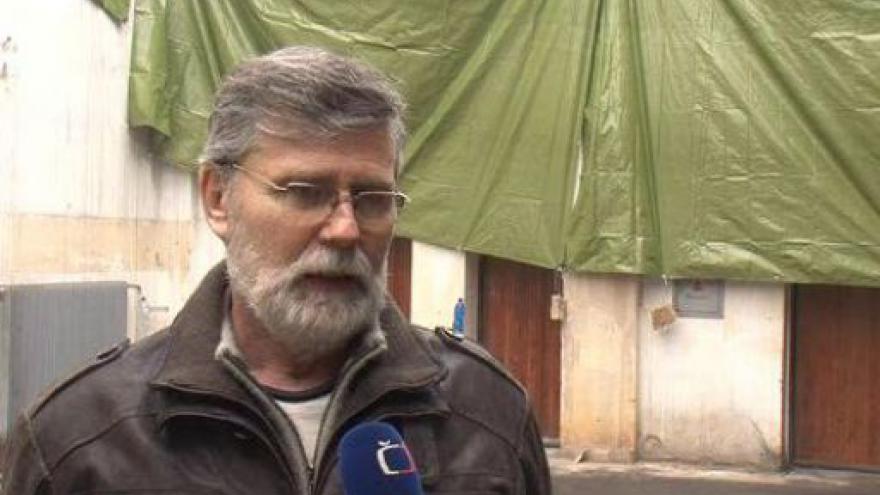 Video Člen Sokola Ladislav Škrhák o škodě