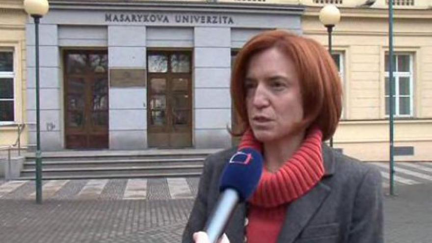 Video Vyjádření mluvčí Masarykovy univerzity Terezy Fojtové