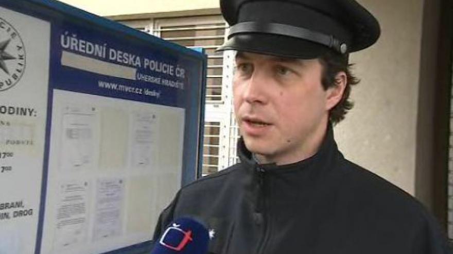 Video Mluvčí uherskohradišťské policie Aleš Mergental k případu