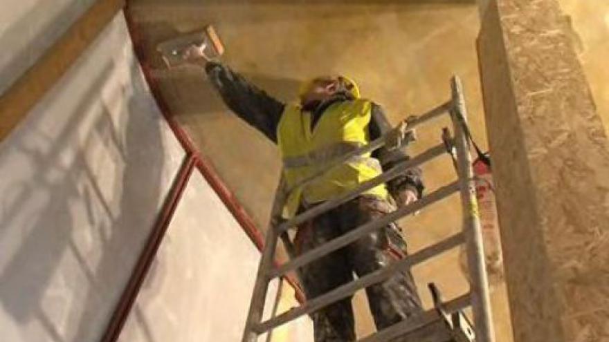 Video Rekonstrukce vily zdárně pokračuje