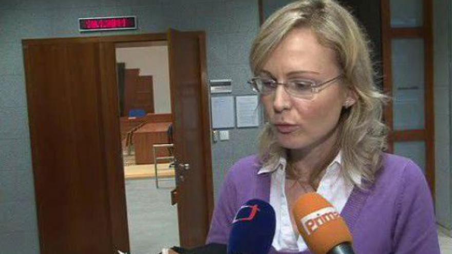 Video Státní zástupkyně Jana Znojilová