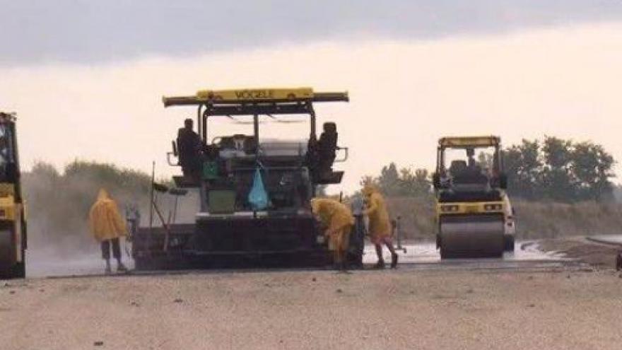 Video Hejtman jihomoravského kraje Michal Hašek ke stavbě dálnice