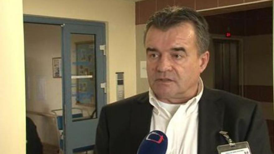 Video Ředitel Fakultní nemocnice Brno Roman Kraus o výpovědích lékařů
