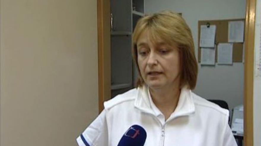 Video Odborářka Lenka Doležalová z Úrazové nemocnice v Brně o okolnostech stávky