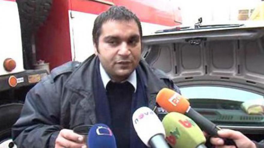 Video Řidič Marcel Novosády uvízl při havárii ve svém autě