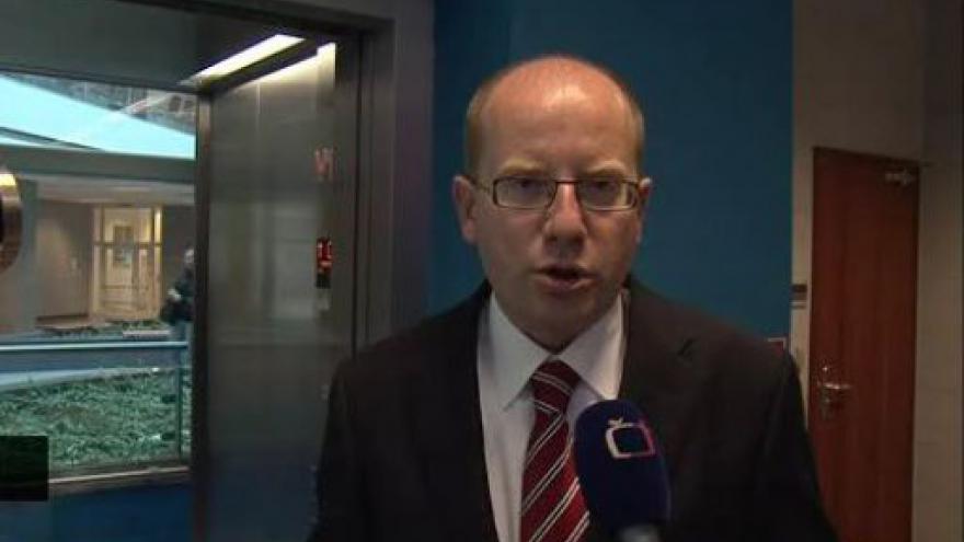 Video Bohuslav Sobotka (ČSSD) a soudní znalec Zdeněk Krejzlík o útoku