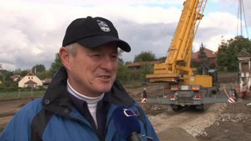 Video Konstruktér Pavel Pavel o stěhování kapličky