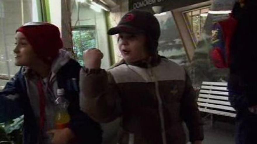 Video Ukázky z nového dokumentárního seriálu ČT Ptáčata