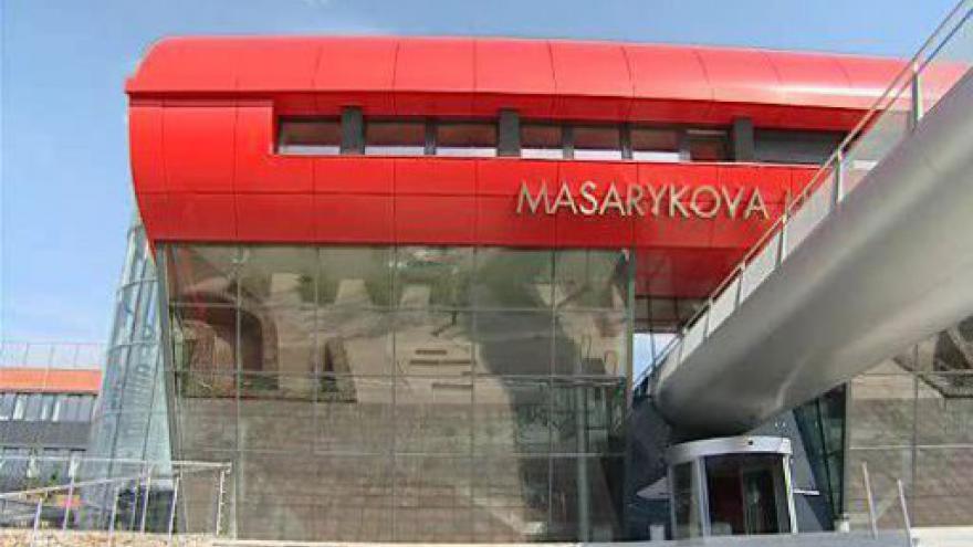 Video Mluvčí Masarykovy univerzity Tereza Fojtová