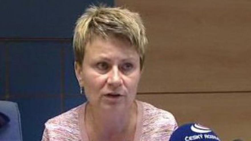 Video soudkyně Iveta Šperlichová o odsouzeném