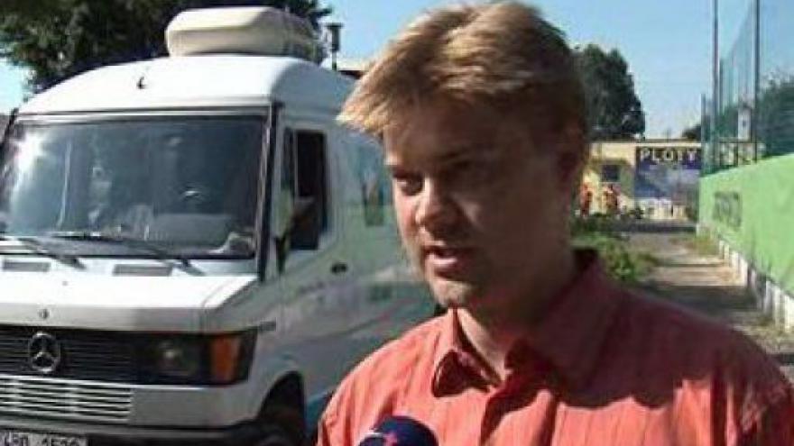 Video David Marek ze Zdravotního ústavu v Brně o monitoringu ovzduší v Komárově