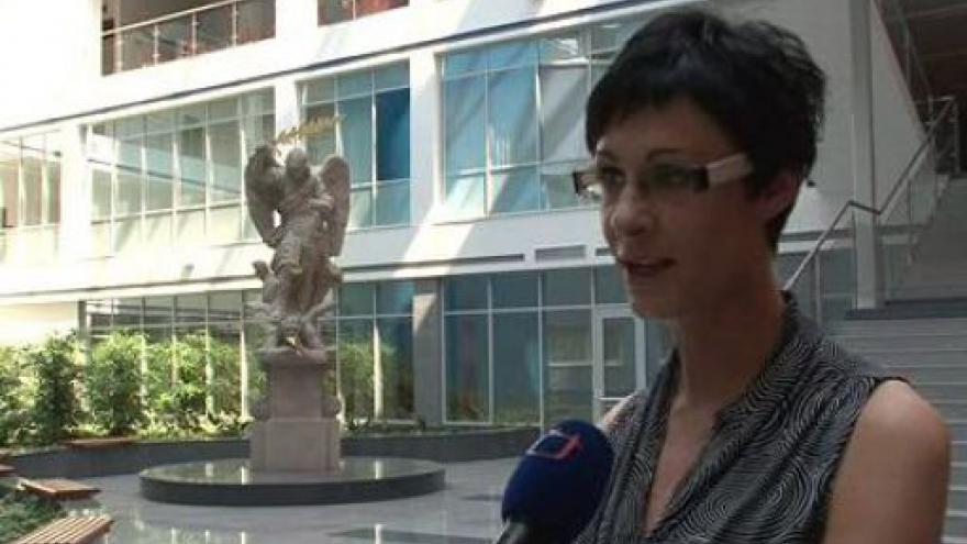 Video Gabriela Stočková, mluvčí Městského soudu v Brně