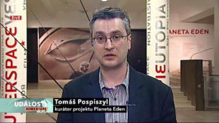Video Reportáž Ley Surovcové a rozhovor s Tomášem Pospiszylem
