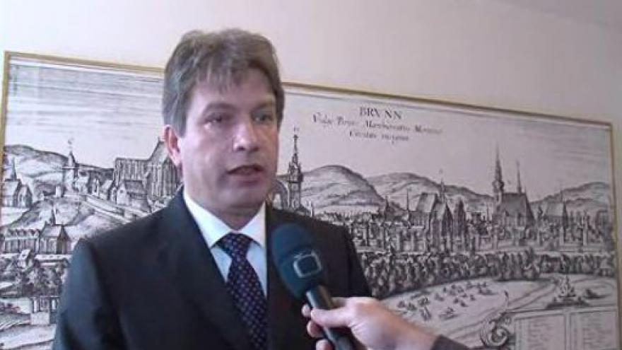 Video Primátor Brna Roman Onderka (ČSSD) popisuje využití dividend