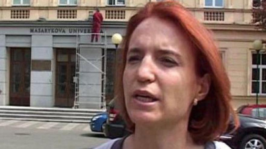 Video Tisková mluvčí MU Tereza Fojtová k případu