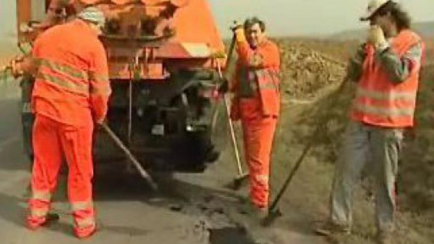 Video Milan Lapčík, vedoucí SÚS Brno, o opravách silnic