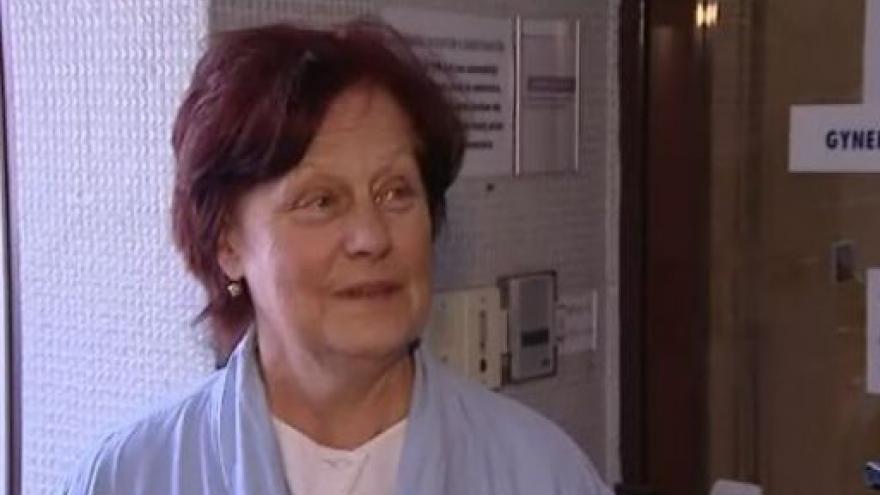 Video Zdeňka Kopečková, poškozená pacientka