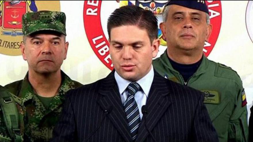 Video Vůdce kolumbijských povstalců mrtev