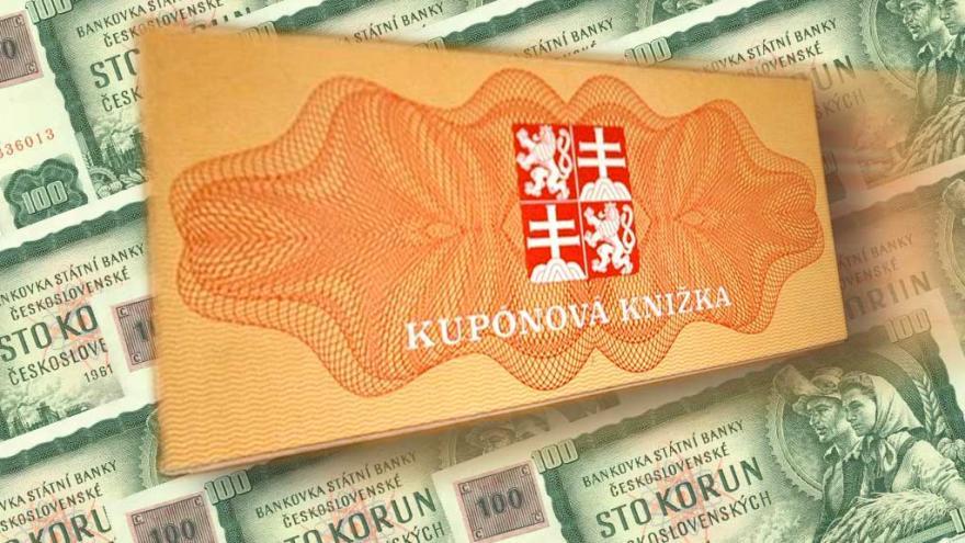 Video 90' ČT24 - Před 25 lety odstartovala kupónová privatizace