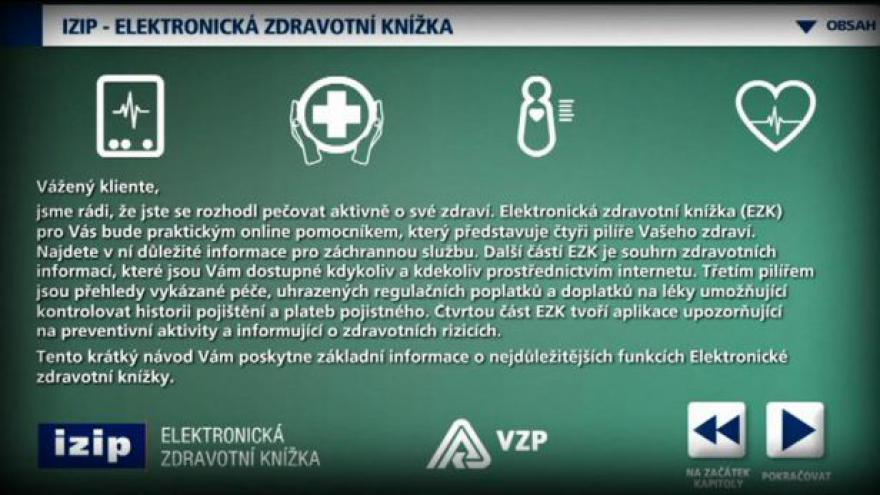 Video Rozvoj IZIP by měl být pozastaven