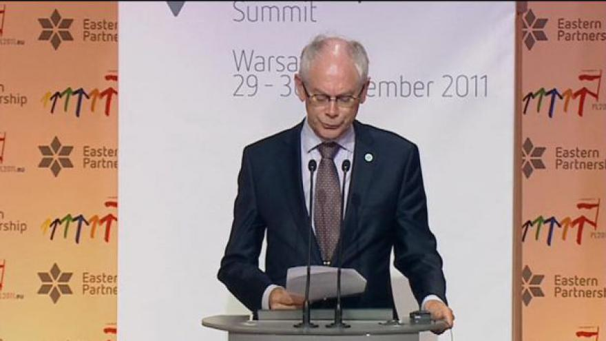 Video TK po summitu Východního partnerství