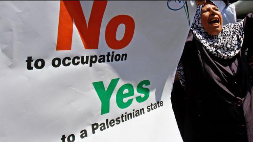 Video USA budou vetovat palestinskou žádost o uznání