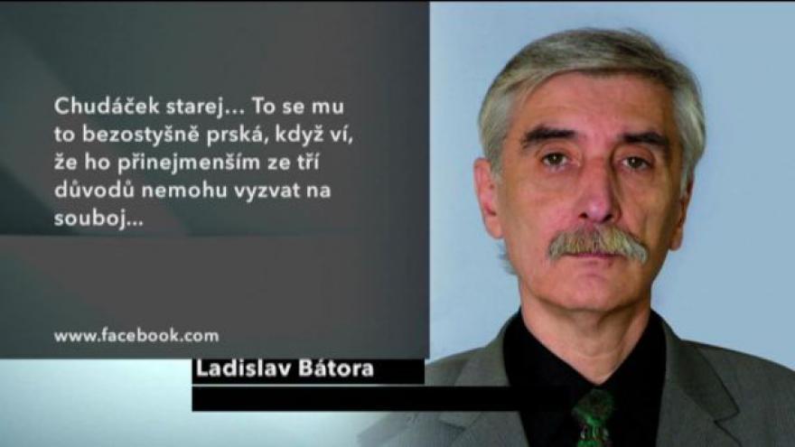 Video Ministři TOP 09 opustili kvůli Bátorovým výrokům jednání vlády