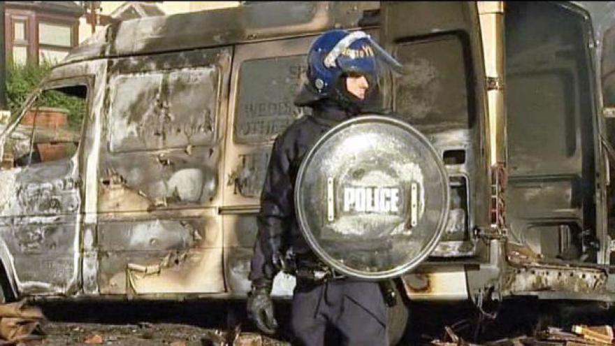 Video Rozhovor s Bohumilem Vostalem o nepokojích v Británii