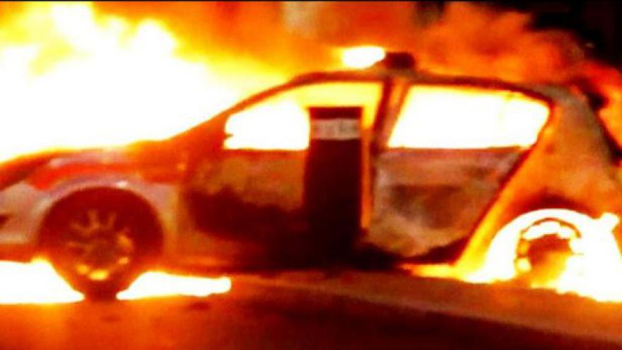 Video Násilí propuklo v ulicích Londýna