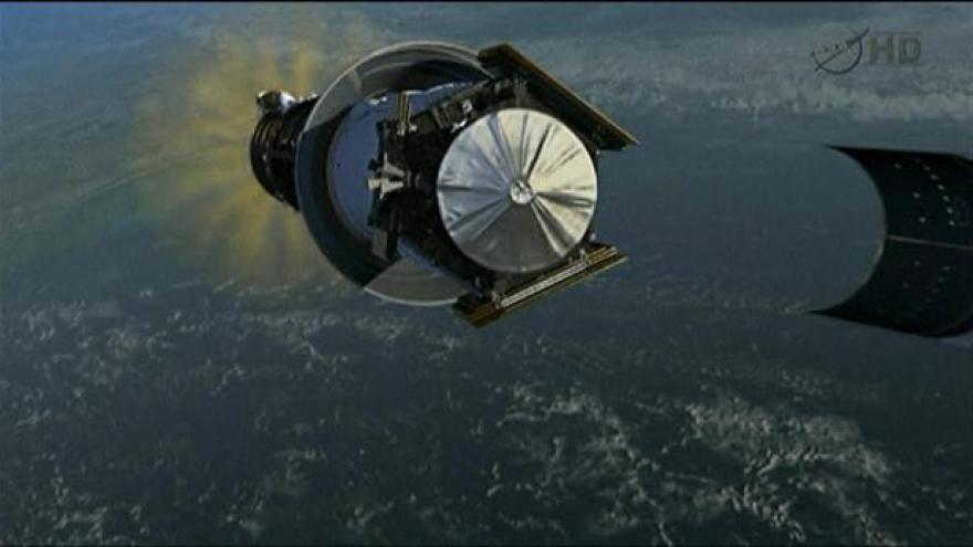 Video Juno míří k Jupiteru
